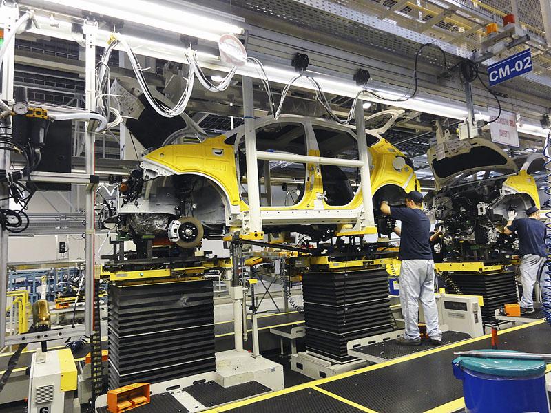 Hyundai Motor Manufacturing Czech Czech Made Automobil