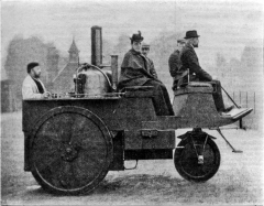 Grenville Steam Carriage v roce 1896