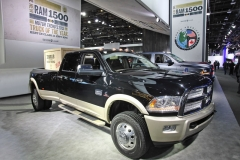 RAM 1500, North American Truck of the Year 2013