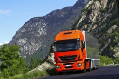 IVECO Stralis Hi-Way, nový Truck of the Year 2013