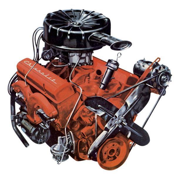 Small Block Chevy Lt1 O E M Casting: Chevrolet Small Block V8 – Devadesát Milionů
