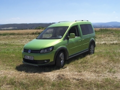 VW Caddy 2.0 TDI 4Motion Cross