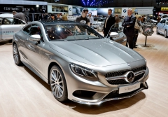 Mercedes-Benz S-Klasse Coupé: od konceptu do série!