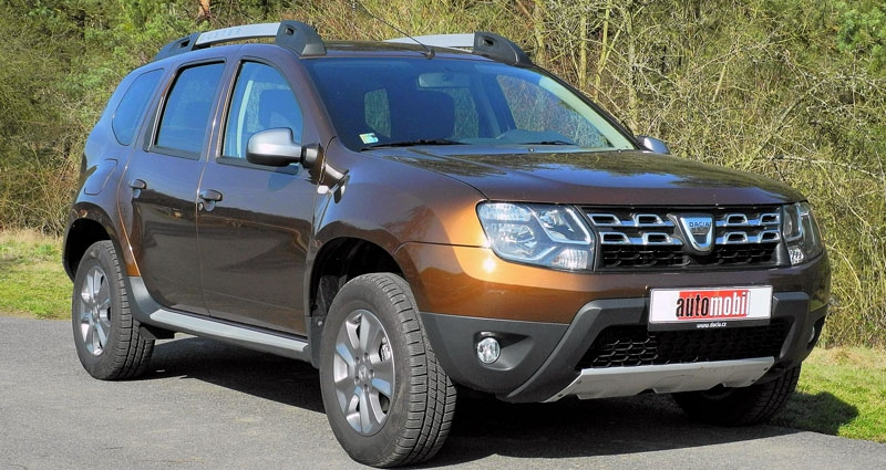 dacia duster 1 2 tce 4x2 1 5 dci 4x4 modernizace automobil revue. Black Bedroom Furniture Sets. Home Design Ideas