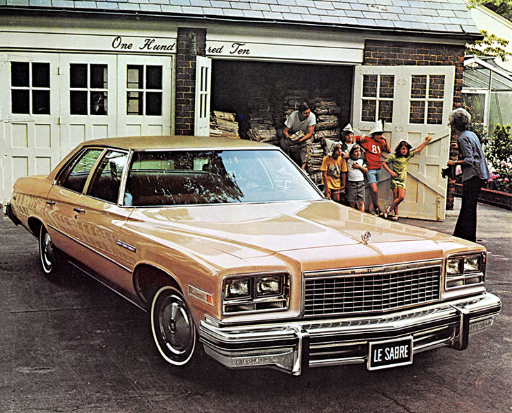 Buick Motor Division Gm 1976 P Ed 40 Lety