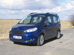 Ford Courier Tourneo 1.6 TDCi Titanum