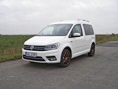Volkswagen Caddy 2.0 TDI Generation Four