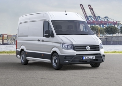 VW Crafter Van