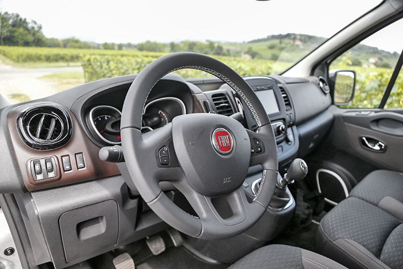 fiat talento panorama prosklen multitalent automobil revue. Black Bedroom Furniture Sets. Home Design Ideas