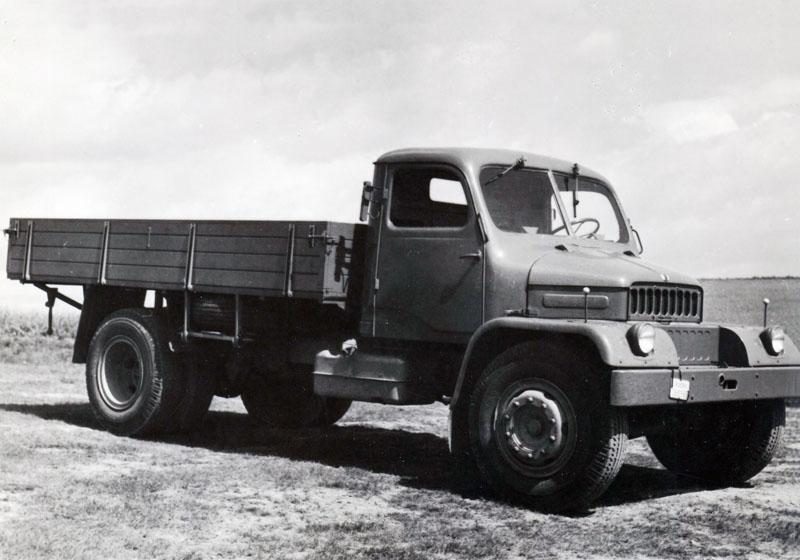Praga S5t 1956 1972 218 Spěch Z Nouze Automobil Revue