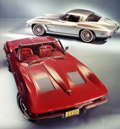 Chevrolet Sting Ray 327 V8 (1963