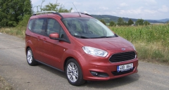 Ford Courier Tourneo 1.0 Titanum