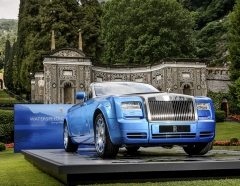 Rolls-Royce Phantom Drophead Coupé (akční model Waterspeed Collection)