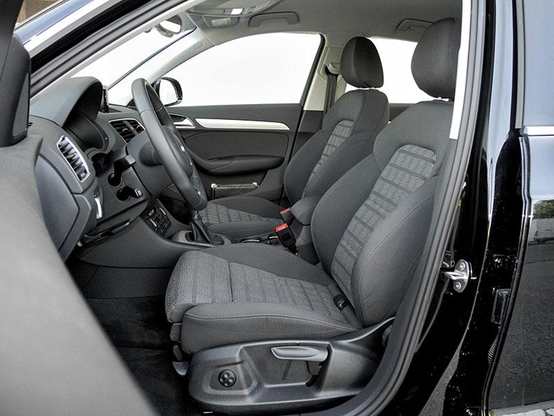 Audi Q3 Sport 2.0 TDI – První v řadě  4743f647d9