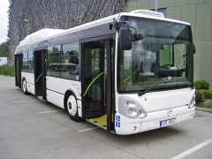 Iveco Citelis na pohon CNG