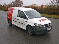 VW Caddy Maxi van CNG