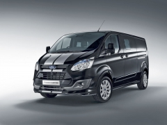 Ford Transit Custom Black Edition